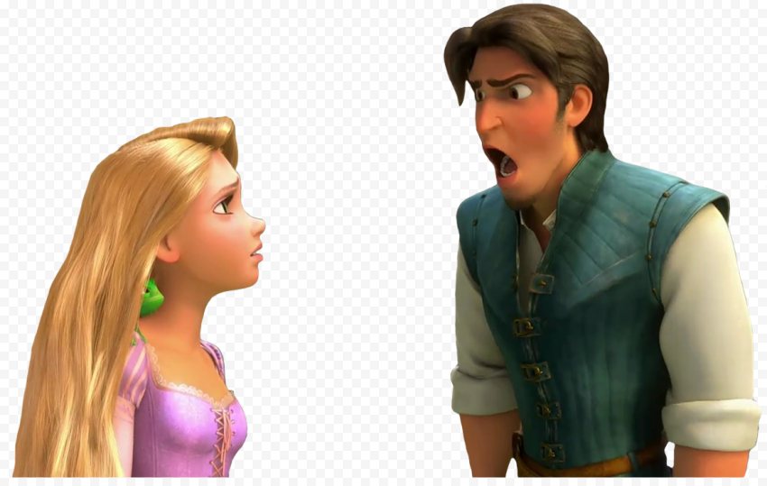 Flynn Rider PNG Transparent Picture