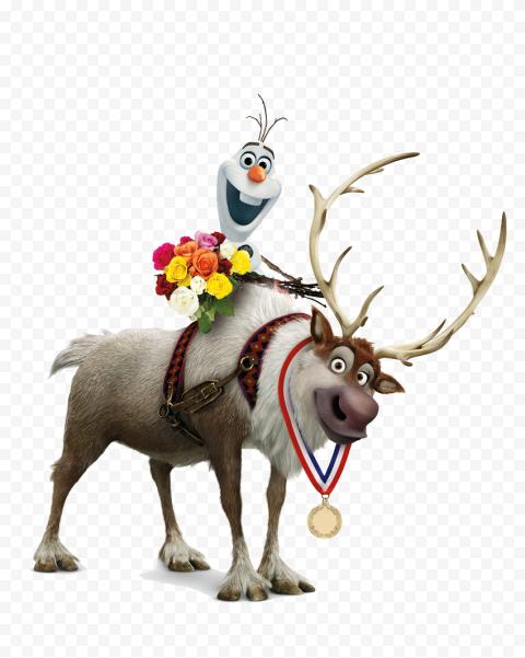 Frozen Sven PNG Image