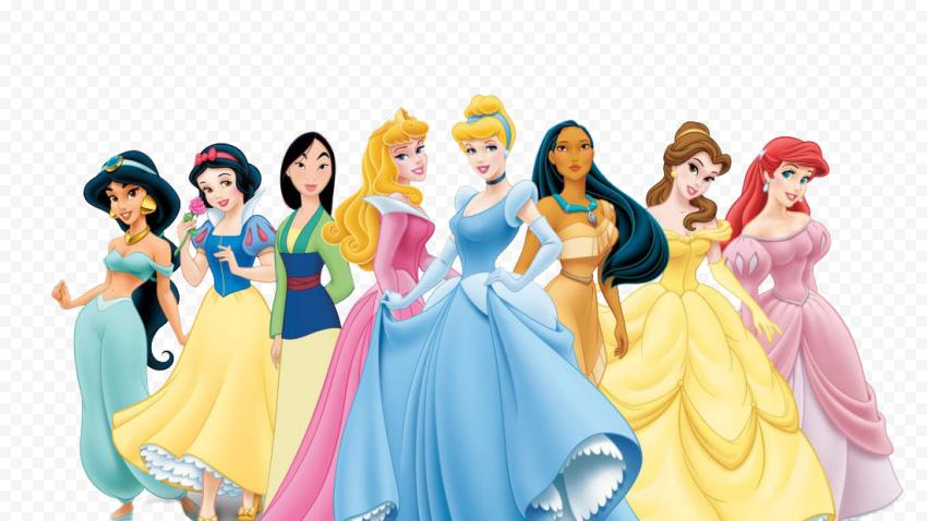 Disney Princess PNG Pic