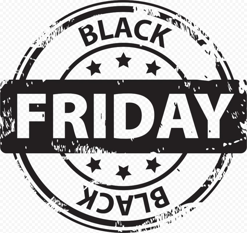 Black Friday Sale Transparent Images PNG