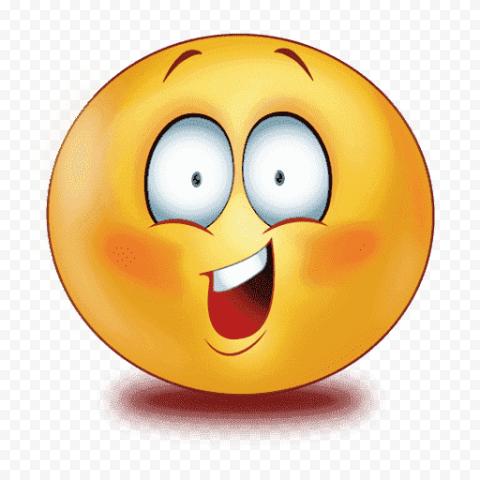 Scared Emoji PNG Clipart