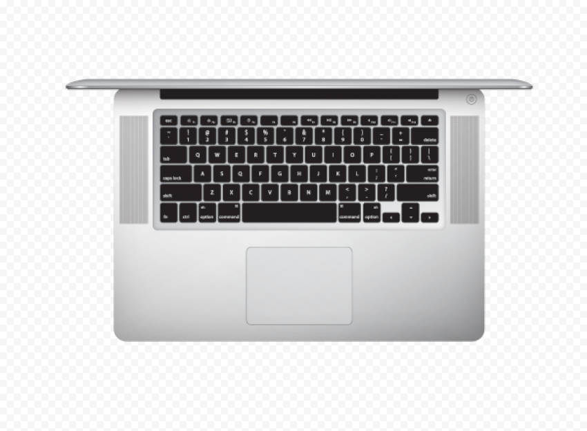 opened MacBook Pro, MacBook Pro Laptop MacBook Air, laptop Top View, computer Keyboard, computer