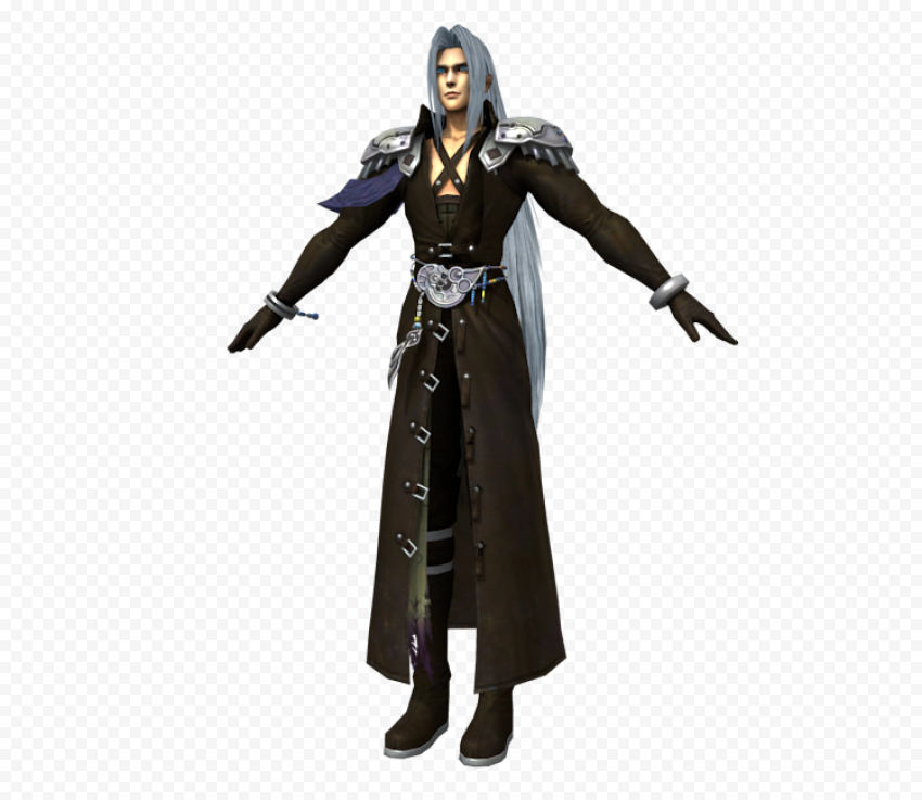 Sephiroth PNG Clipart