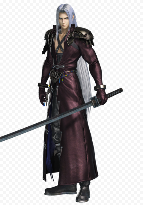 Sephiroth PNG Photo