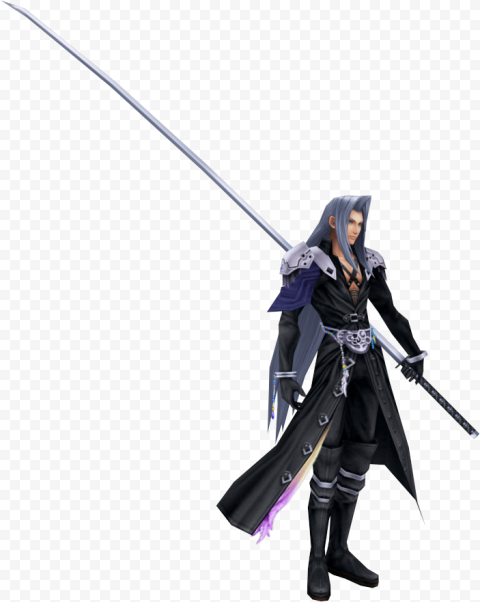 Sephiroth Background PNG