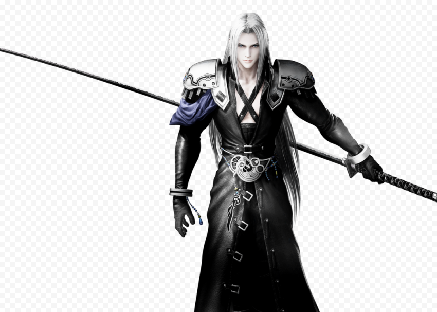 Sephiroth PNG Background Image