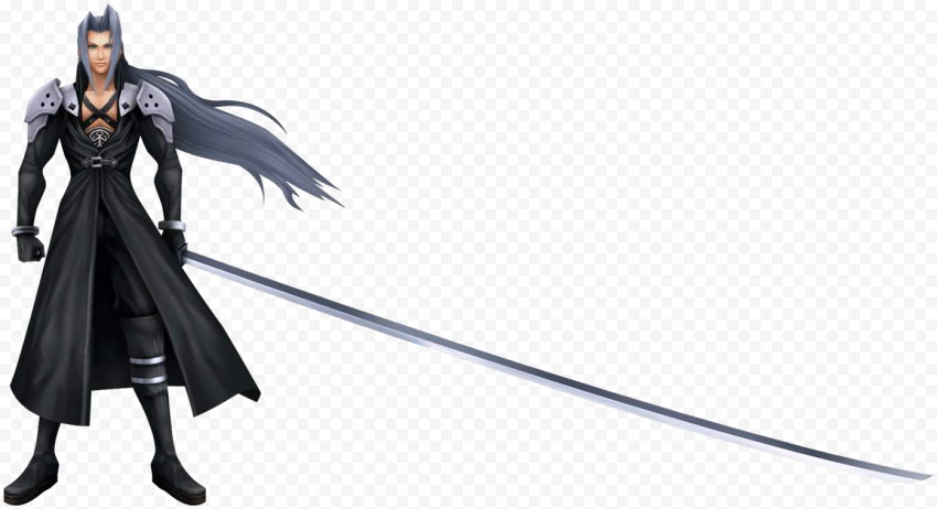 Sephiroth Download PNG Image