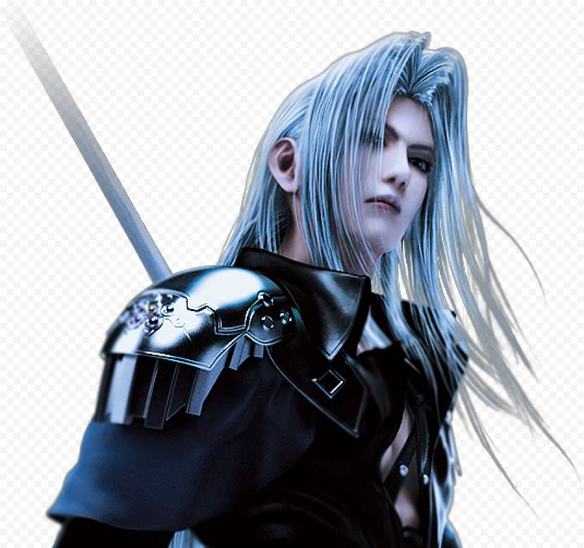 Sephiroth PNG File