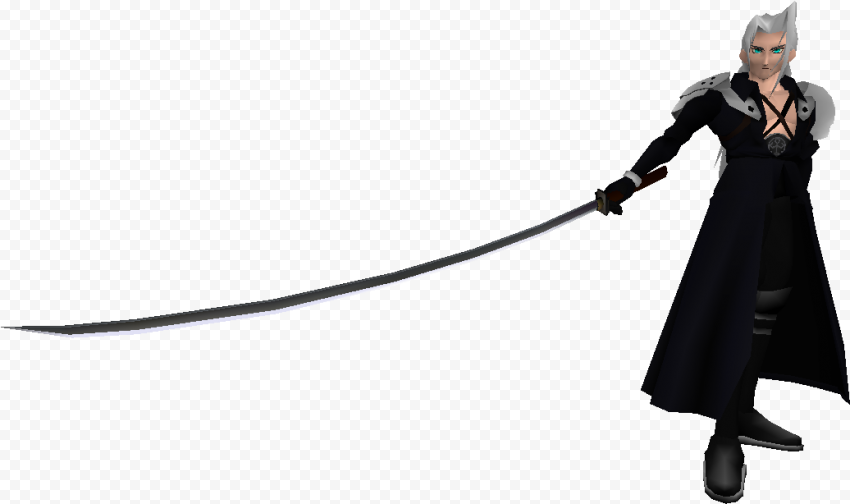 Sephiroth PNG Free Download