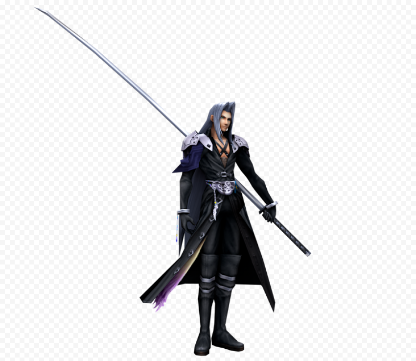 Sephiroth PNG Image