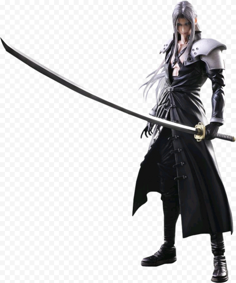 Sephiroth PNG Pic