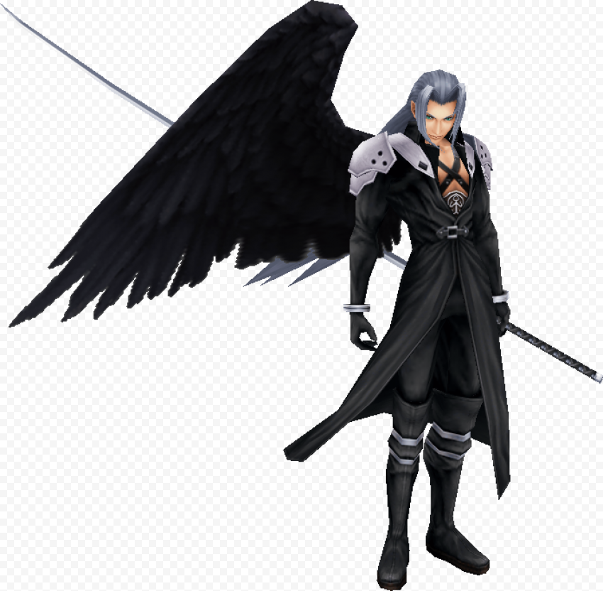 Sephiroth Transparent Images PNG