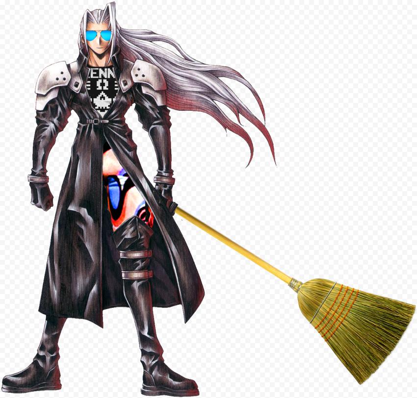 Final Fantasy Sephiroth PNG File