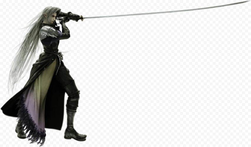 Sephiroth Transparent Background