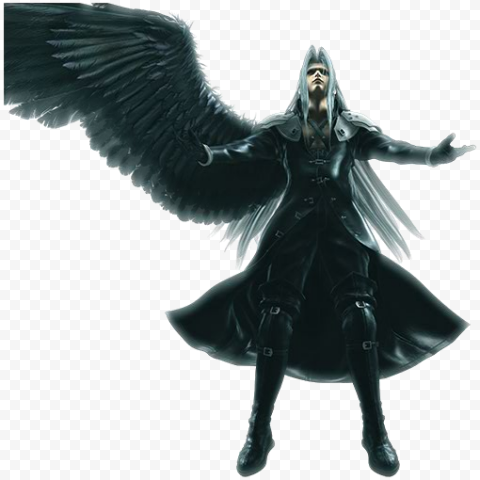 Sephiroth PNG Transparent Picture