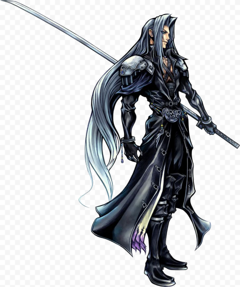 Sephiroth PNG Picture