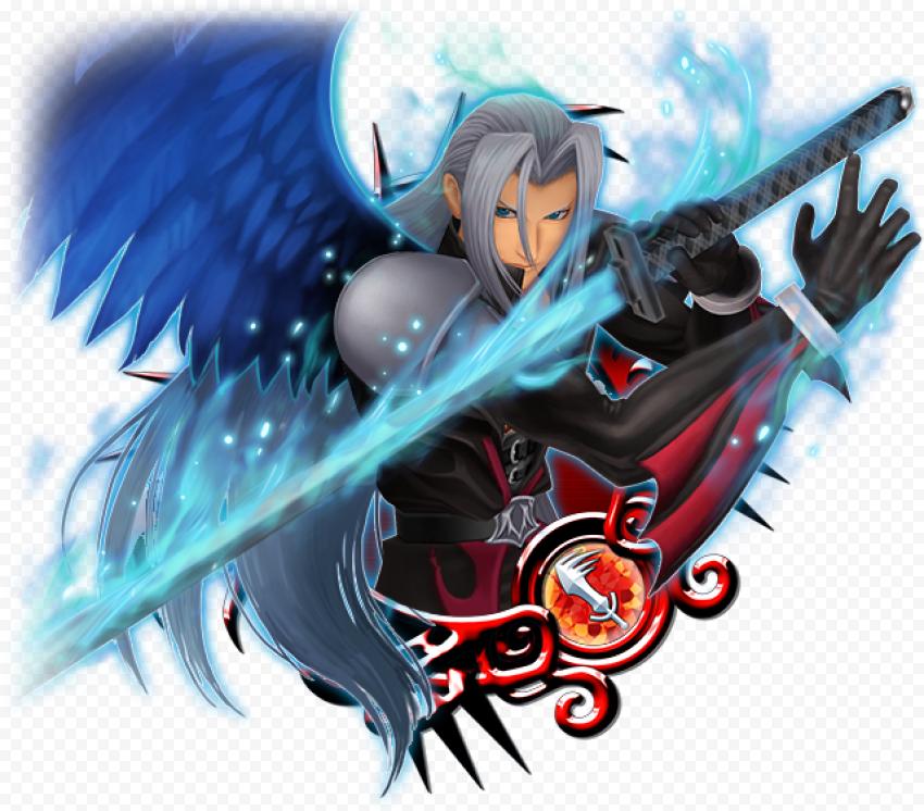 Sephiroth Transparent PNG