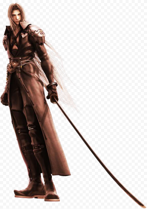 Final Fantasy Sephiroth PNG Clipart