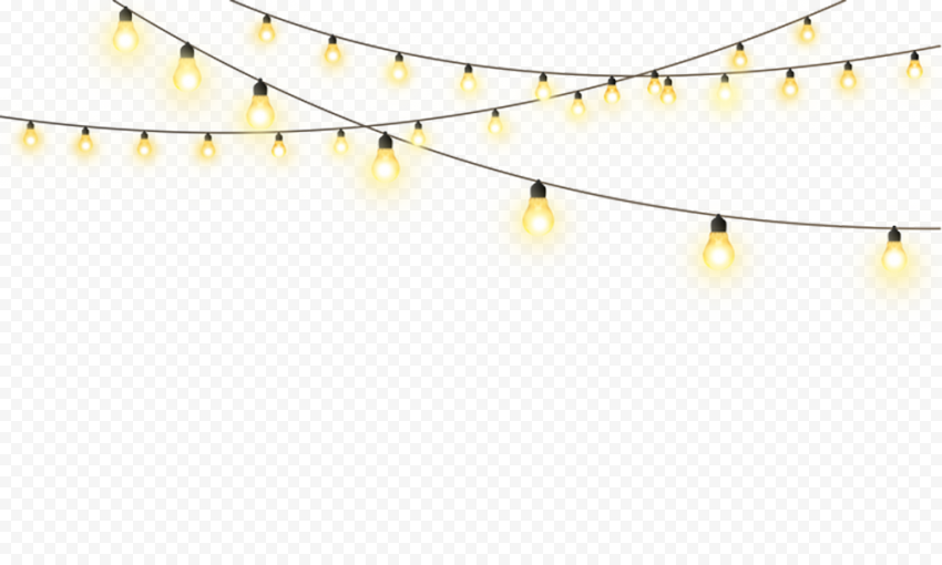 Lighting Star, Free creative pull string string lights, angle, white, free Logo Design Template png