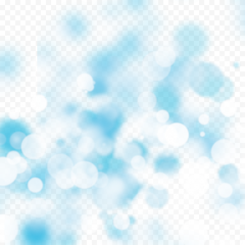 Light effect, bokeh graphy, texture, blue, triangle png