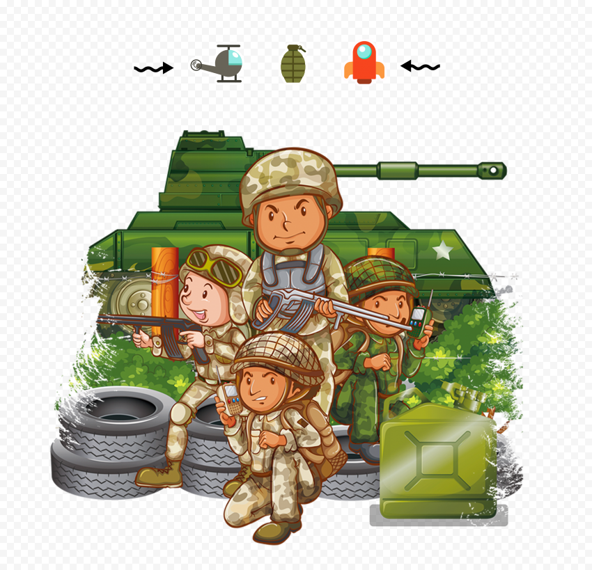 Soldier Army Military, Military cartoon, cartoon Character, class, hand png