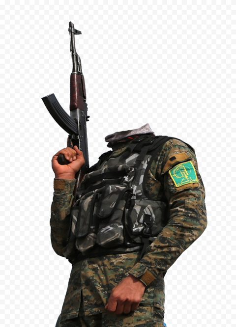 Soldier Infantry Popular Mobilization Forces Military uniform Militia, Soldier, people, army, police png