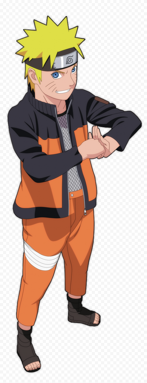 Naruto Png Download Cutout Png Clipart Images Pxypng
